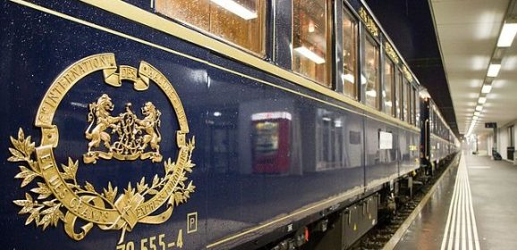 All Aboard the Orient Express!