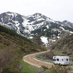 Travel the Open Road in an RV
